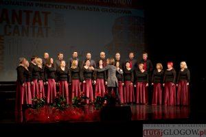 Zdjęcie chóru Cantata z koncertu