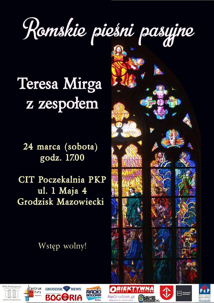 Koncert Teresy Mirgi z zespołem