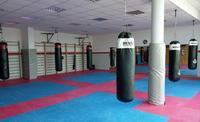 Sala treningowa UKS Budo
