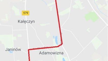 Trasa BM (Makówka - Dw. PKP)