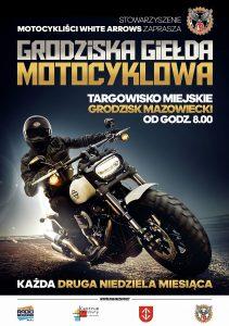 GRODZISKA GIEŁDA MOTOCYKLOWA @ TARGOWISKO MIEJSKIE | Grodzisk Mazowiecki | mazowieckie | Polska