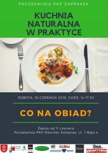 Kuchnia Naturalna @ Poczekalnia PKP | Grodzisk | podlaskie | Polska