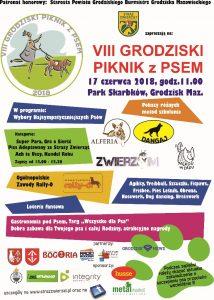 VIII Grodziski Piknik z Psem @ Park Skarbków