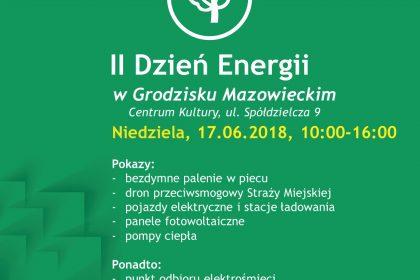 II dzień energii