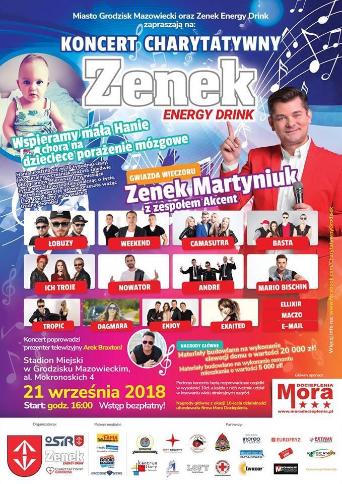 Koncert Charytatywny Zenek