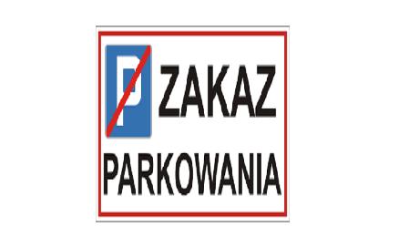 parkowanie zakaz