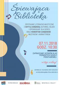 Śpiewająca Biblioteka @ Mediateka | Grodzisk Mazowiecki | mazowieckie | Polska