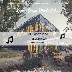 Koncertowa Mediateka @ Mediateka | Grodzisk Mazowiecki | mazowieckie | Polska