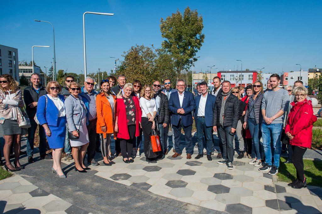 otwarcie Park przy Bałtyckiej