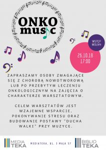 ONKO-MUSIC @ Mediateka | Grodzisk Mazowiecki | mazowieckie | Polska