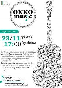 OnkoMusic @ Mediateka   Grodzisk Mazowiecki   mazowieckie   Polska