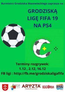 Grodziska Liga FIFA @ Centrum Kultury