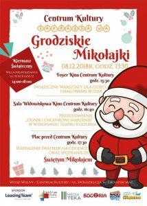 Grodziskie Mikołajki @ Centrum Kultury