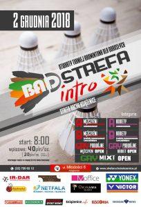 BadStrefa by Budokrusz - turniej badmintona @ Strefa Ruchu Książenice