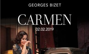 """Carmen"" - transmisja na żywo z The Metropolitan Opera @ Centrum Kultury"
