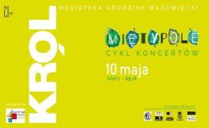 Błażej Król - koncert @ Mediateka
