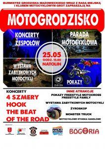 Motogrodzisko @ Natolin