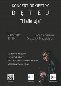 """Koncert Orkiestry Dętej """"Halleluja"""" @ Park Skarbków"""