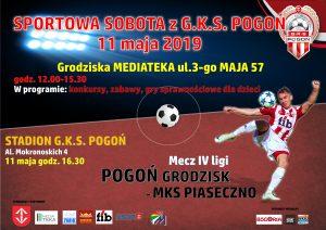 Sportowa Sobota z Pogonią @ Mediateka i Stadion GKS Pogoń