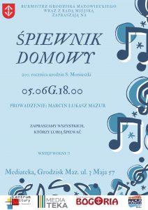 Śpiewnik Domowy @ Mediateka