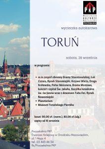 Wycieczka do Torunia @ Centru Kultury w Grodzisku Mazowieckim