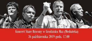 Koncert Zespołu Szantowego Stare Dzwony @ Mediateka