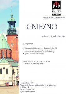 Wycieczka do Gniezna @ Centrum Kultury w Grodzisku Mazowieckim
