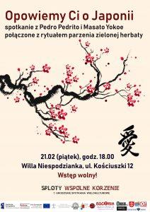Opowiemy Ci o Japonii - spotkanie w Willi Niespodzianka