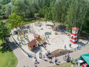 Plac zabaw Stawy Walczewskiego
