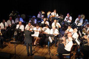 Zdjęcie orkiestry podczas występu