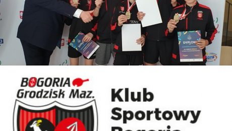 zdjęcie drużyny Bogoria Grodzisk Mazowiecki