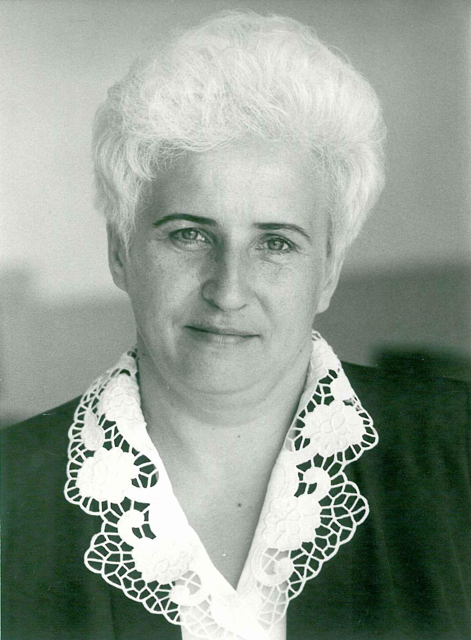 Portret Marii Michalak