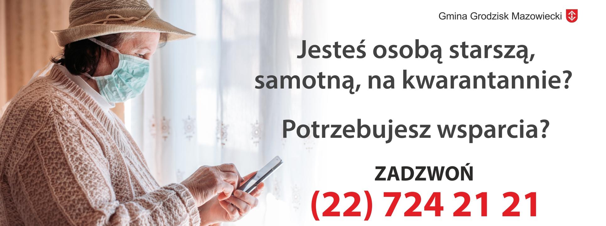 telefon wsparcia 22 724 21 21