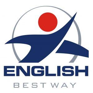 Logo szkoły języka angielskiego English Best Way