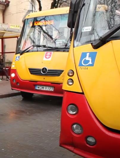 autobusy komunikacji miejskiej