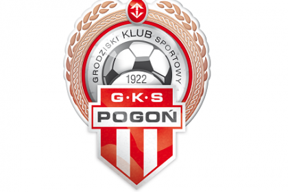 logo klubu GKS Pogoń