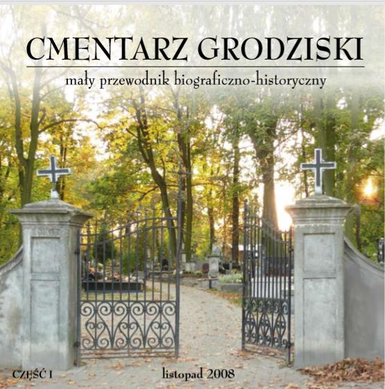 Brama wejściowa na grodziski cmentarz