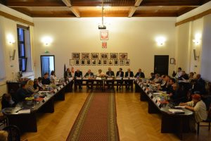 XL sesja Rady Miejskiej