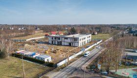 Budowa szkoły w Szczęsnem