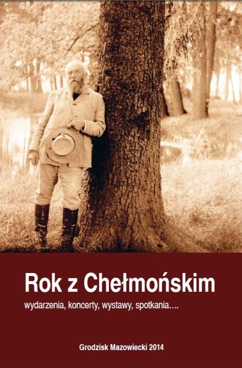 Ulotka rok z Chełmońskim