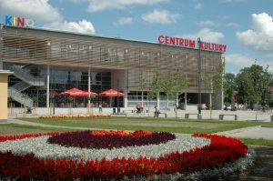 Centrum Kultury po otwarciu