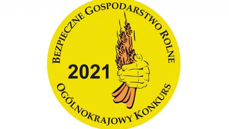 logo konkursu bezpieczne gospodarstwo