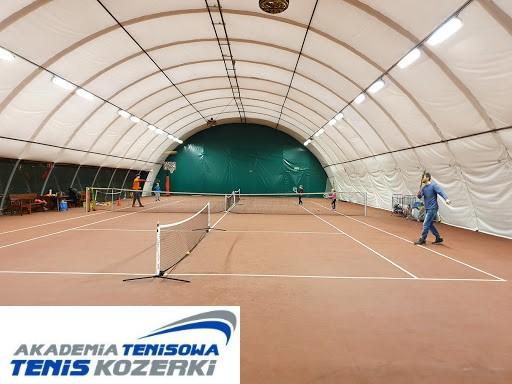 Hala tenisowa ul. Montwiłła