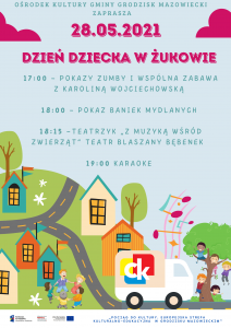 Dzień Dziecka w Żukowie