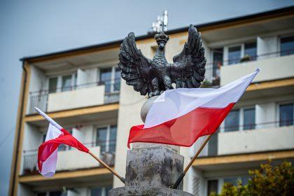 Obchody 230. rocznicy uchwalenia Konstytucji 3 Maja w Grodzisku Mazowieckim