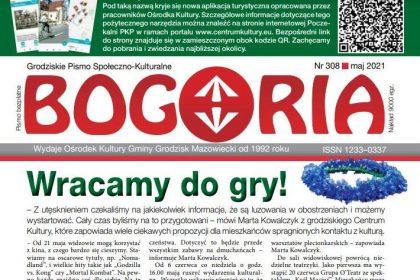 Okładka Bogorii nr 308