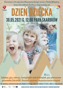Dzień Dziecka w Parku Skarbków