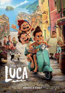 """""""Luca"""" premierowo-animacja studia Disney/Pixar"""
