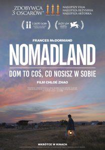 Nomadland – zdobywca 3 Oscarów – premierowo