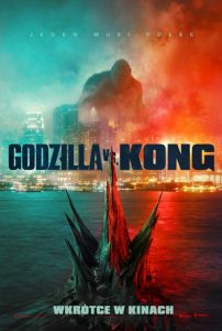 Godzilla vs. Kong - premiera ogólnopolska